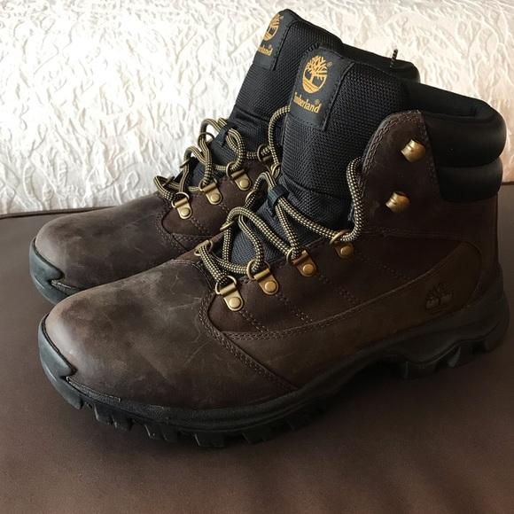Timberland Rangeley Mid Hiking mens 10&10.5 9810R NWT